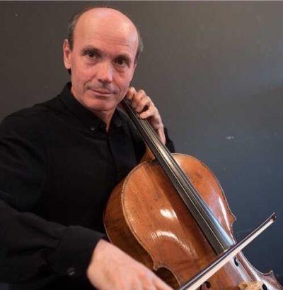 Michaël Müller, cello