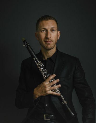 Lars Wouters van den Oudenweijer, klarinet